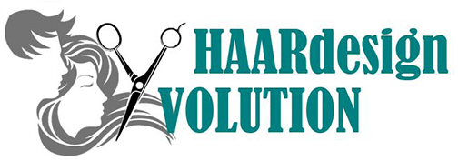 Logo hairdresser HAIRdesign YVOLUTION